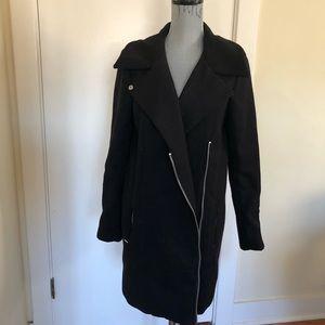 Trench coat 🧥 Black